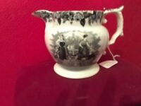 Staffordshire Victorian jug for only £5