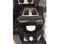 Cheap kettle and toaster