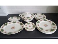 Royal Albert crockery