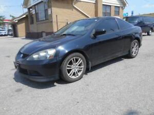 """2005 ACURA RSX Premium 2.0L 5Speed 2Dr Coupe """"AS IS"""" Special"""