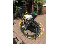 HONDA GX390 PRESSURE WASHER JET WASH