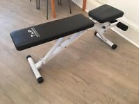Adjustable weight/sit up bench, only a few month old bargain!