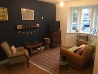 Lovely 2/3-bed house with garden & parking to rent near Crewe station