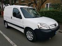 2007 peugeot partner 1.6hdi (low insurence group) SWAP