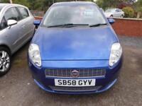 Fiat Grande Punto 1.2 8v 2008MY Active