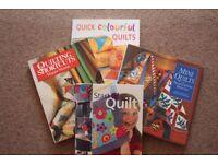 craft books various titles salt dough paper cross stitch needle bead jewellery quilt