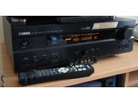 Yamaha Amp - DSP-AX620