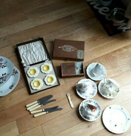Vintage lot of china
