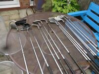 various clubs for sale