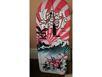Body Board. Good Condition. Used once. Attached Lease.