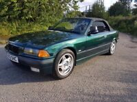 BMW E36 323I CONVERTIBLE SWAP FOR DIESEL BMW