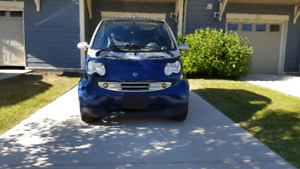 2006 Smart Fortwo (w/ winter tires)