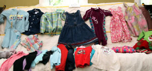 Girls' Clothing, Size 2 Yr  (Second Lot)