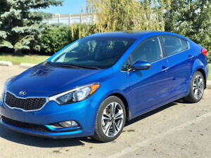 2015 Kia Forte EX Sedan with Sunroof