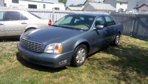 2000 CADILLAC DEVILLE ,GREAT AB ACTIVE CAR ,READY TO GO !!!!