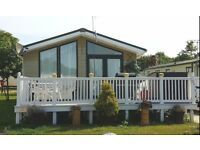 Willerby New Hampshire Lodge 40ft x 16ft for private sale on Highfield Grange Clacton Essex