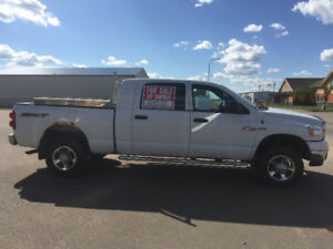 2008 Dodge Power Ram 2500 Mega Cab 4x4 Pickup Truck