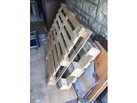 2 pallets free need gone asap