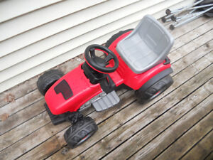Power Wheels 6-Volt ride on