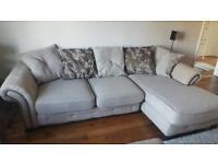 3 seater sofa + 2 seater snuggler