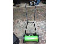 Unused push lawnmower