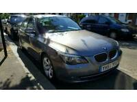 ++++FOR SALE BMW 5 SERIES DIESEL 57 PLATE+++STARTS AND DRIVES VERY GOOD LONG MOT+++