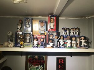 Assorted bobbleheads
