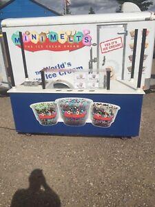 Ice Cream Concession cart