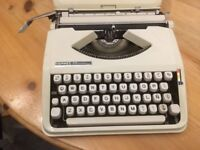 Hermes baby type writer
