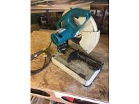 Makita chop saw 110v