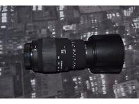 SIGMA 70-300mm Lens (Nikon Fit)