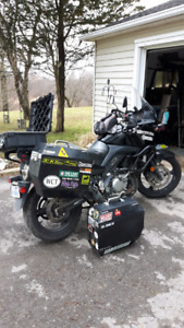 2009 Suzuki Vstrom Adventure 650 certified