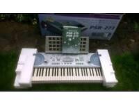 *Reduced* Yamaha PSR-273 61-key Fullsize Keyboard.