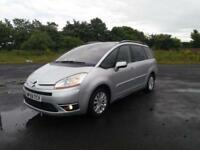 2009 Citroen C4 Picasso Grand Exclusive Hdi Egs 2