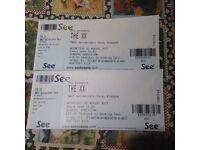 2 XX Tickets (£50 each)