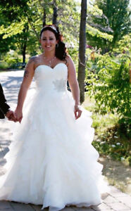Beautiful Allure Wedding Dress
