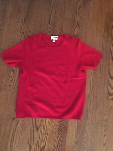 Cashmere sweater. Size small