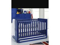 Cotbed Izziwotnot cot bed with drawer