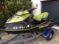Seadoo RXT 215 supercharged jet ski