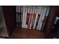 Mix of xbox 360 games