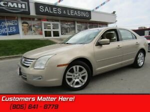 2007 Ford Fusion SEL  V6, AWD, LEATHER, SUNROOF, NEW TIRES, NEW
