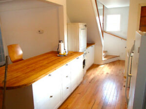 CUTE RENOVATED 3-BED HOUSE WITH IN-LAW SUITE