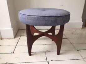 Gplan g plan Fresco Astro dressing table stool