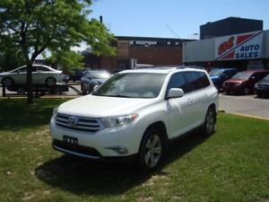2012 Toyota Highlander V6 SPORT ~ 7 PASS. ~ BACK-UP CAMERA ~ SUN