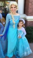 Princess Parties, Mascots, Face Painting & MORE !!