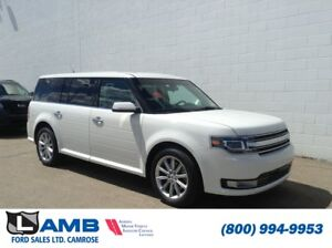 2014 Ford Flex Limited 300A AWD Reverse Camera Remote Start BLIS