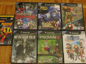 Nintendo Playstation Xbox Mario Pokemon Zelda RPG DK Starfox mor