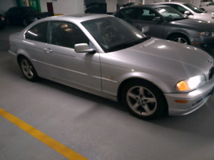 BMW 3 series E46 - 325Ci Coupe AS IS