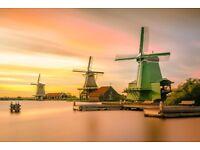 Dutch Speaking Customer Service Agents - Immediate Start - Travel Company