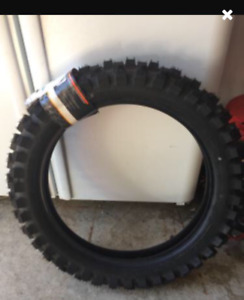 Dirt bike tire
